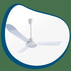 Ventilador de Techo Industrial C-5601