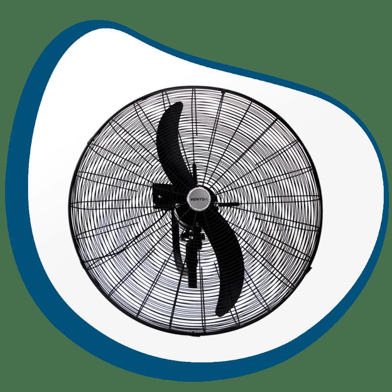 Ventilador Industrial de Pared V-WF30
