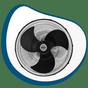 Ventilador Industrial de Pared de Alta Velocidad V-WFB20N