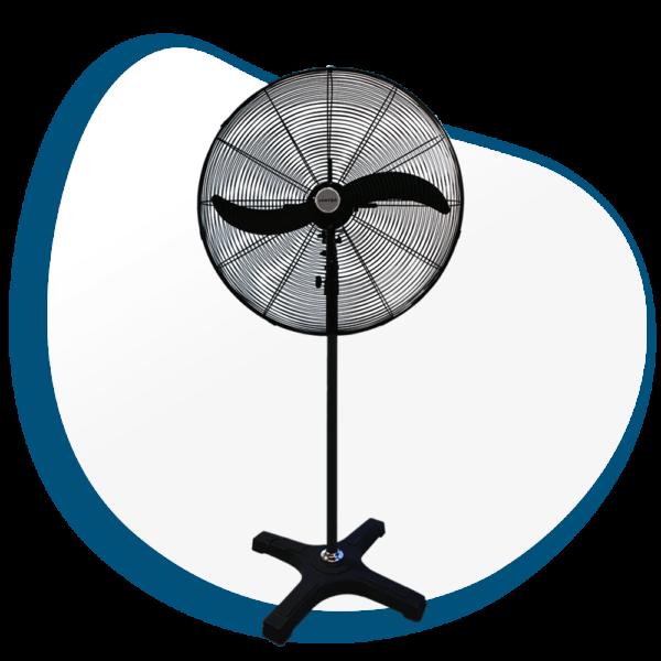 Ventilador Industrial de Pedestal V-PF30
