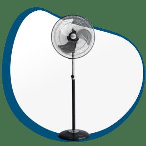 Ventilador Industrial de Pedestal V-SF18