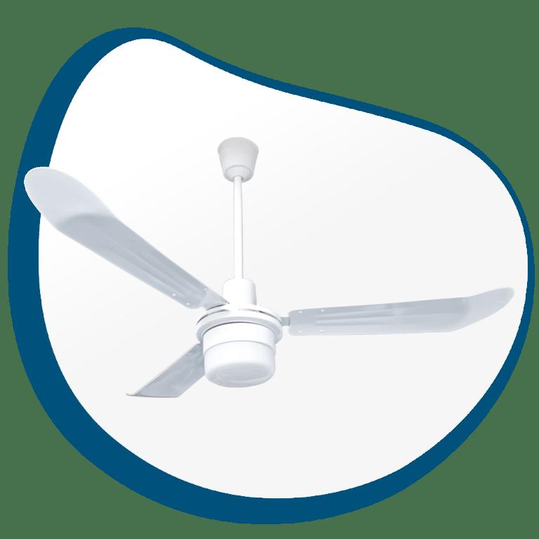 Ventilador de Techo Industrial C-5601L